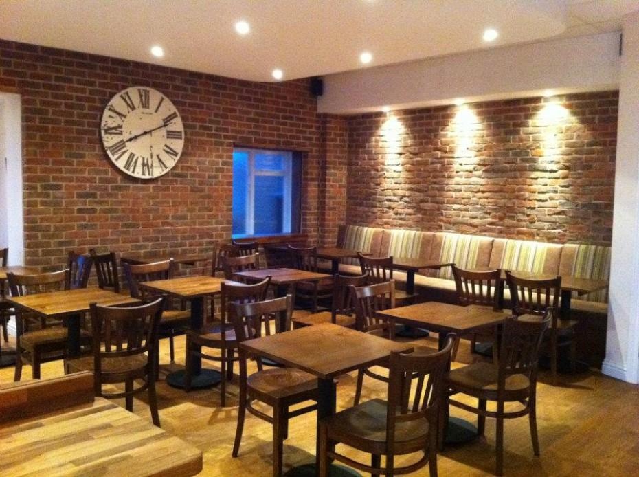 Bricks Coffee House at Newnham Court Shopping Village Maidstone