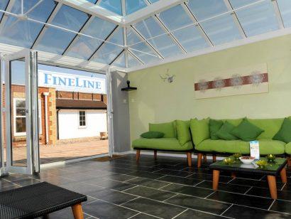 FineLine Conservatories at Newnham Court Shopping Village, Maidstone