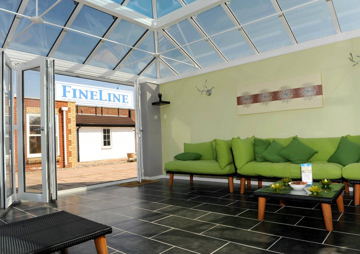 FineLine Conservatories at Newnham Court Shopping Village, Maidstone