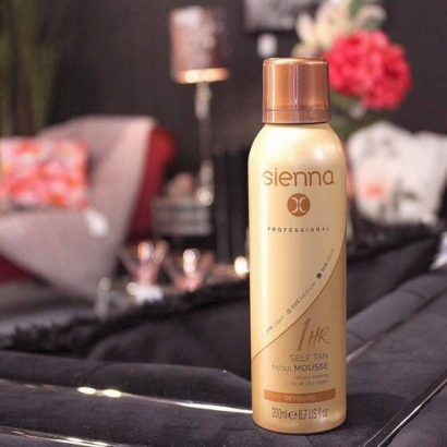 Pure Beauty Essentials Sienna X tanning