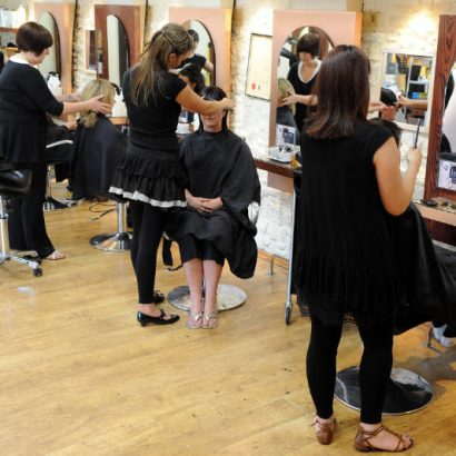 Pure Hairdressing salon