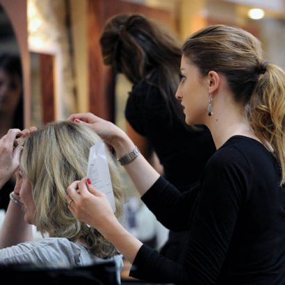 Pure Hairdressing stylists