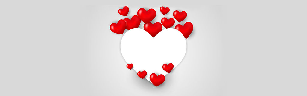 Valentine love heart - image