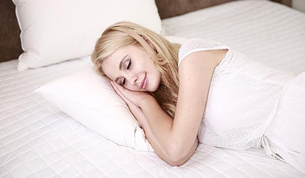 How to get a good nights sleep - image