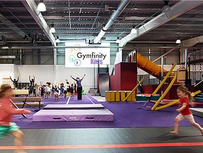 Gymfinity gym wide image
