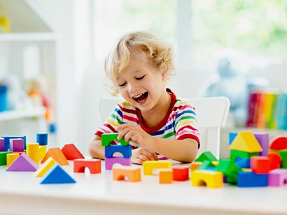 Gymfinity nursery image