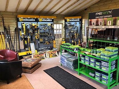 Timberjacks Fencing shop image